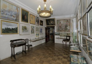 Isaak Brodsky apartment