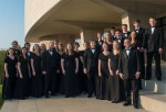 American University Chamber Singers: concert in Moscow