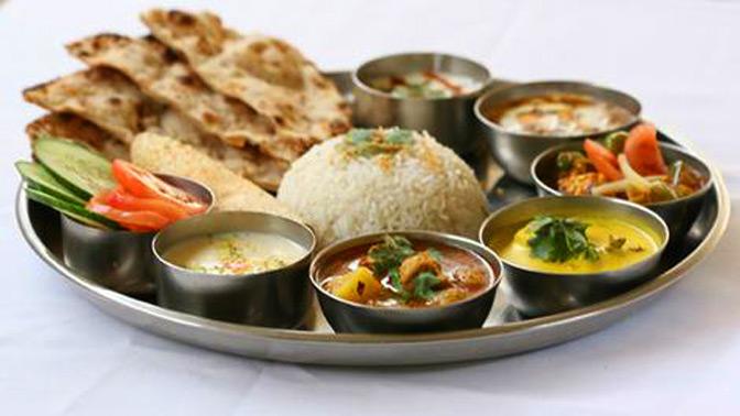 Indian food in St.Petersburg