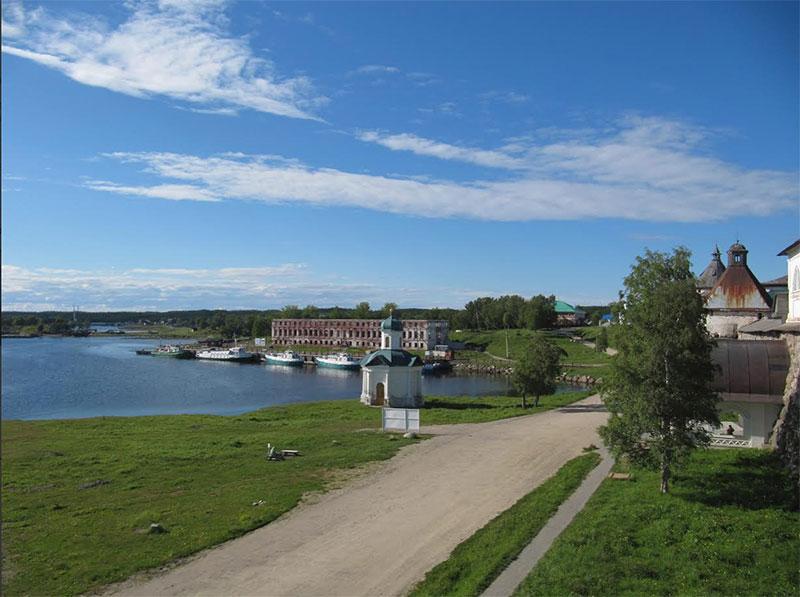 TOUR TO SOLOVKI