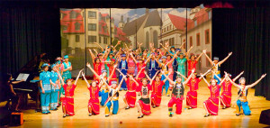YIP CHILDREN'S CHOIR FROM HONG KONG TO PERFORM IN MOSCOW, RUSSIA on JULY 29