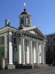 Concert tours for Finnish choirs Finnish church