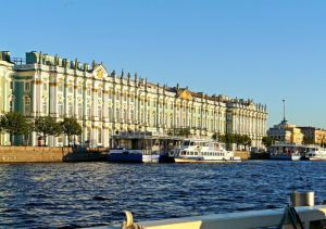 Concert tours for Finnish choirs Hermitage