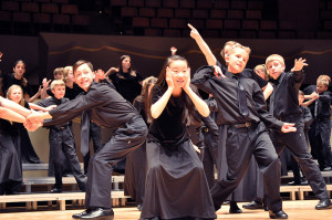 COLORADO CHILDREN'S CHORALE TO PERFORM IN THE TOWN OF PUSHKIN