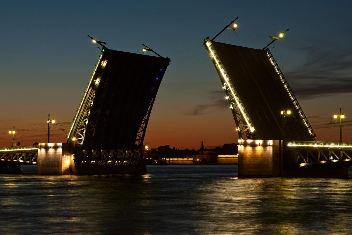 Bridges drawn in February