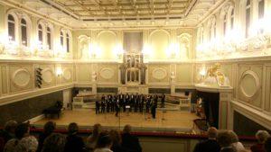 October 16, 2016 SLAVYANKA Russian Chorus
