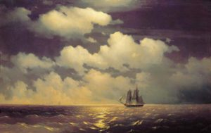 Aivazovsky exhibition in the russian museum