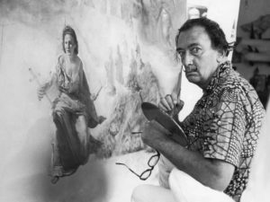 Salvador Dali. Superrealist and classic