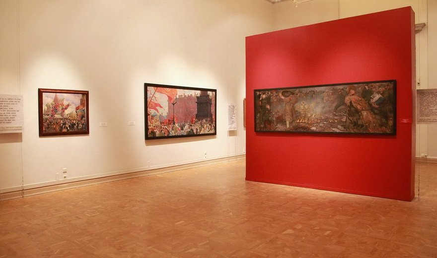 Dreams of Universal Flowering. Russian Museum, Benois Wing, September 14 - November 20
