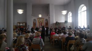 Choral Art in Gatchina, Russia