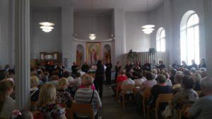 Choral Art in Gatchina, Russia