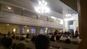 Choral Art to perform in St.Petersburg, Russia