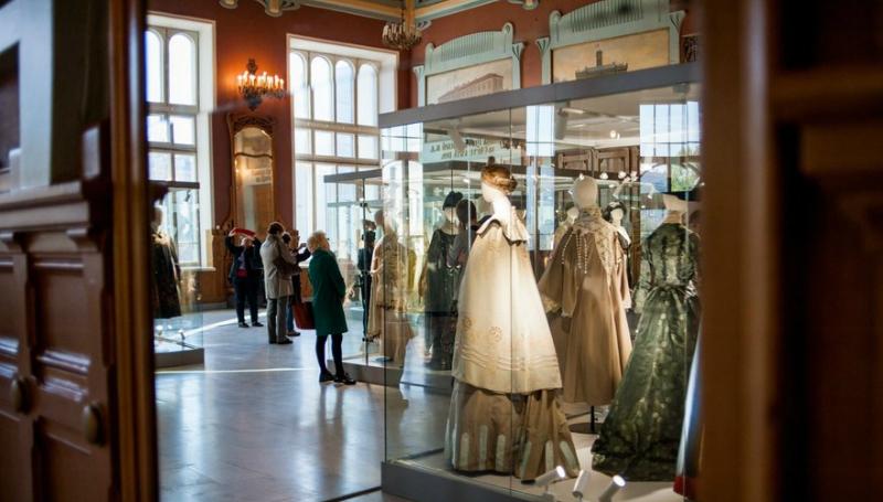 """Russian Modernism Fashion"" Exhibition"