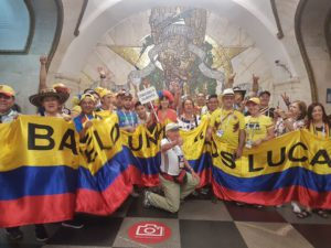 Olton welcomes FIFA fans in Russia