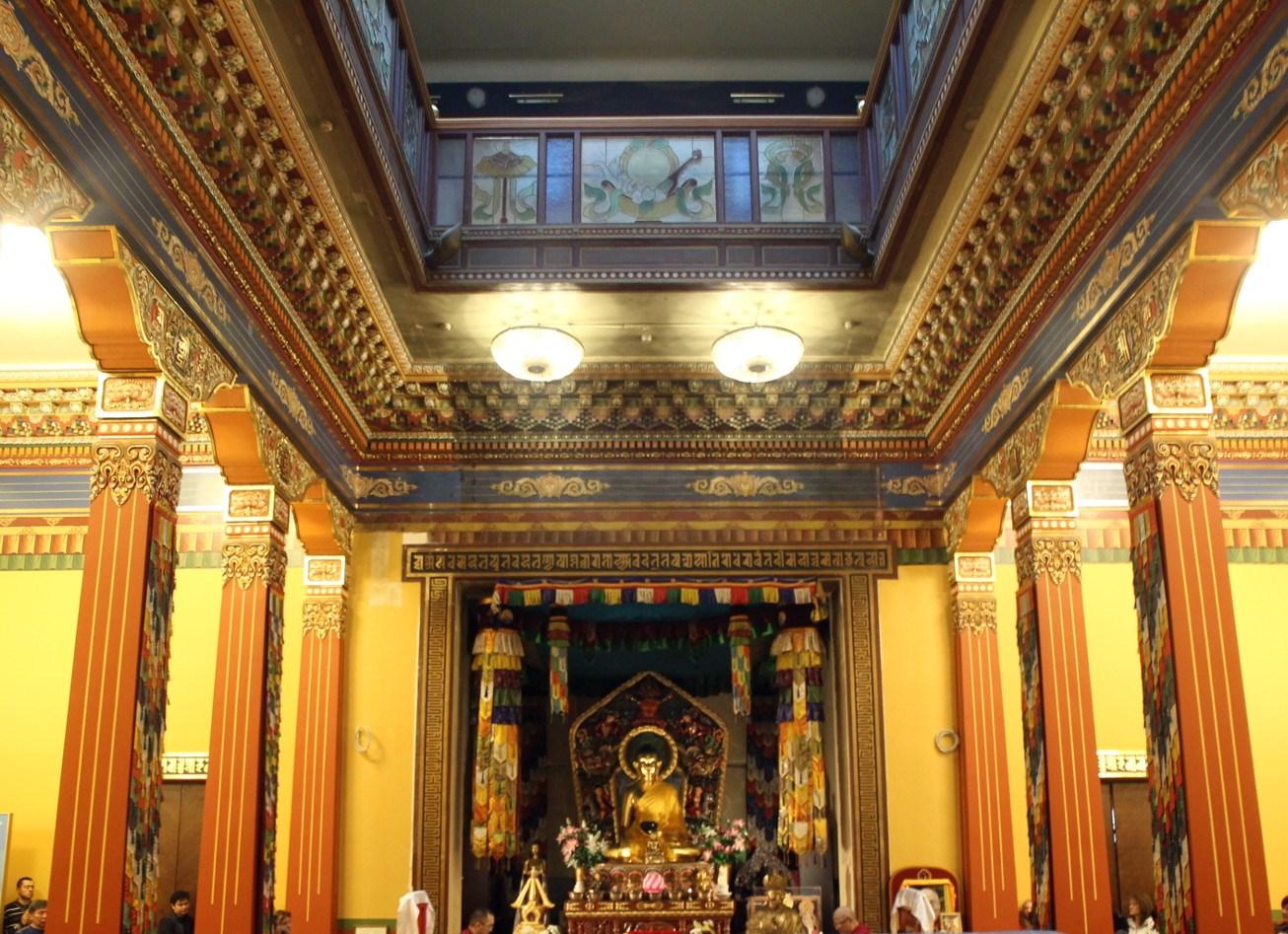 BUDDHIST NEW YEAR IN ST.PETERSBURG DAZAN
