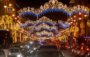 NEVSKY  - AMONG MOST BEAUTIFUL STREETS OF THE WORLD