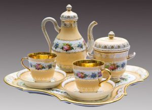 AN ALLIANCE OF THE ARTS. ON THE 275TH ANNIVERSARY OF THE IMPERIAL PORCELAIN MANUFACTORY