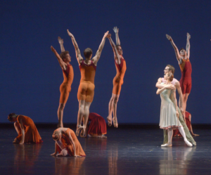 XIX INTERNATIONAL BALLET FESTIVAL MARIINSKY