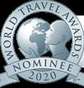 WORLD TRAVEL AWARDS' NOMINEE